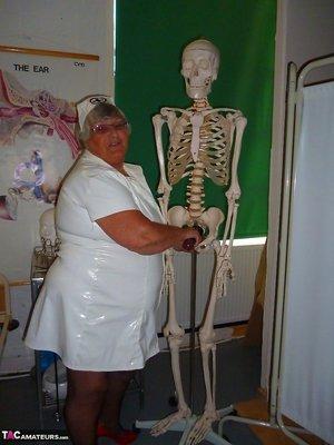 Hospital BBW Pics