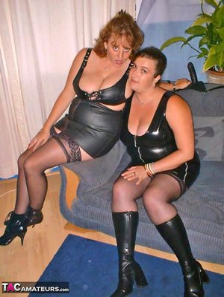 BBW Lesbians Pics