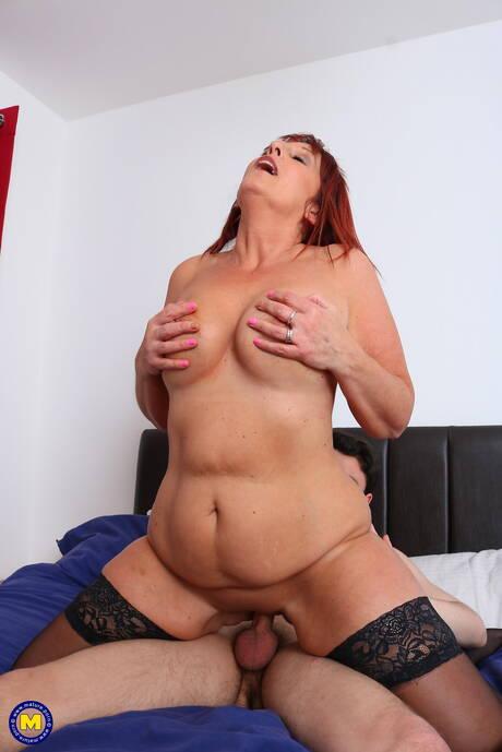 BBW Milf Tits Pics